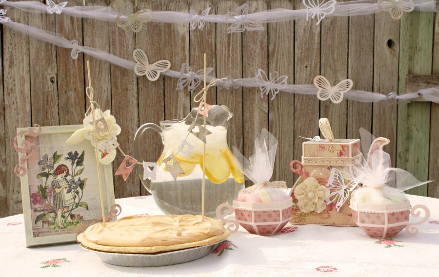 Prima and Pazzles Fairy Rhymes Tea Party