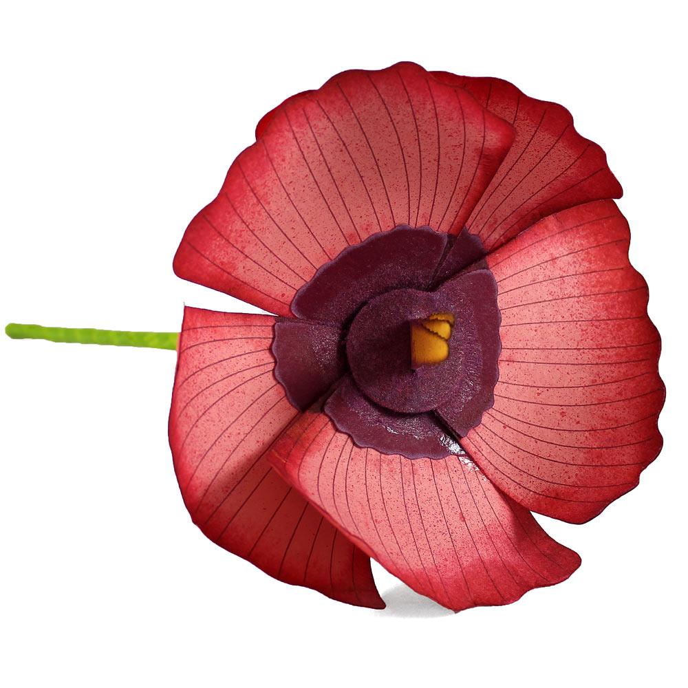Rose-Of-Sharon-Paper-Flower