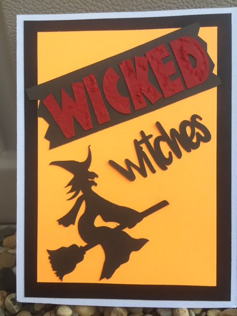 Wicked Witch Stair Step Tool