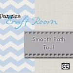 InVue software smooth path tool