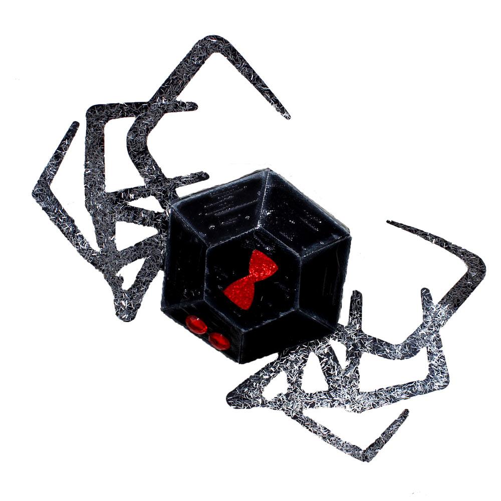 Spider-Wreath-Spider