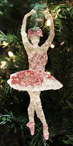 The Sugarplum Fairy from the Nutcracker Ballet SVG, AI, WPC cutting file collection