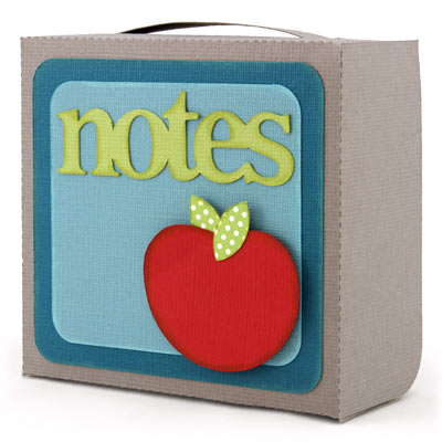 Lunch Box Notes / Teacher's Note Card Box