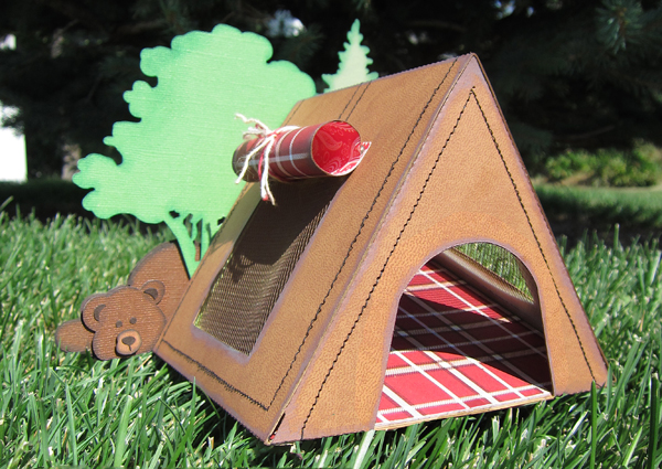 Paper Bag Camp Journal Crafthubs
