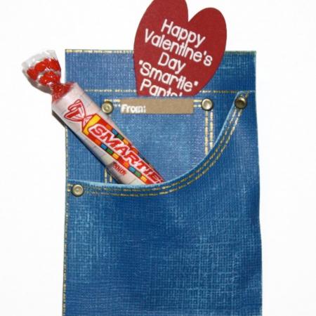 Smarty Pants Valentine