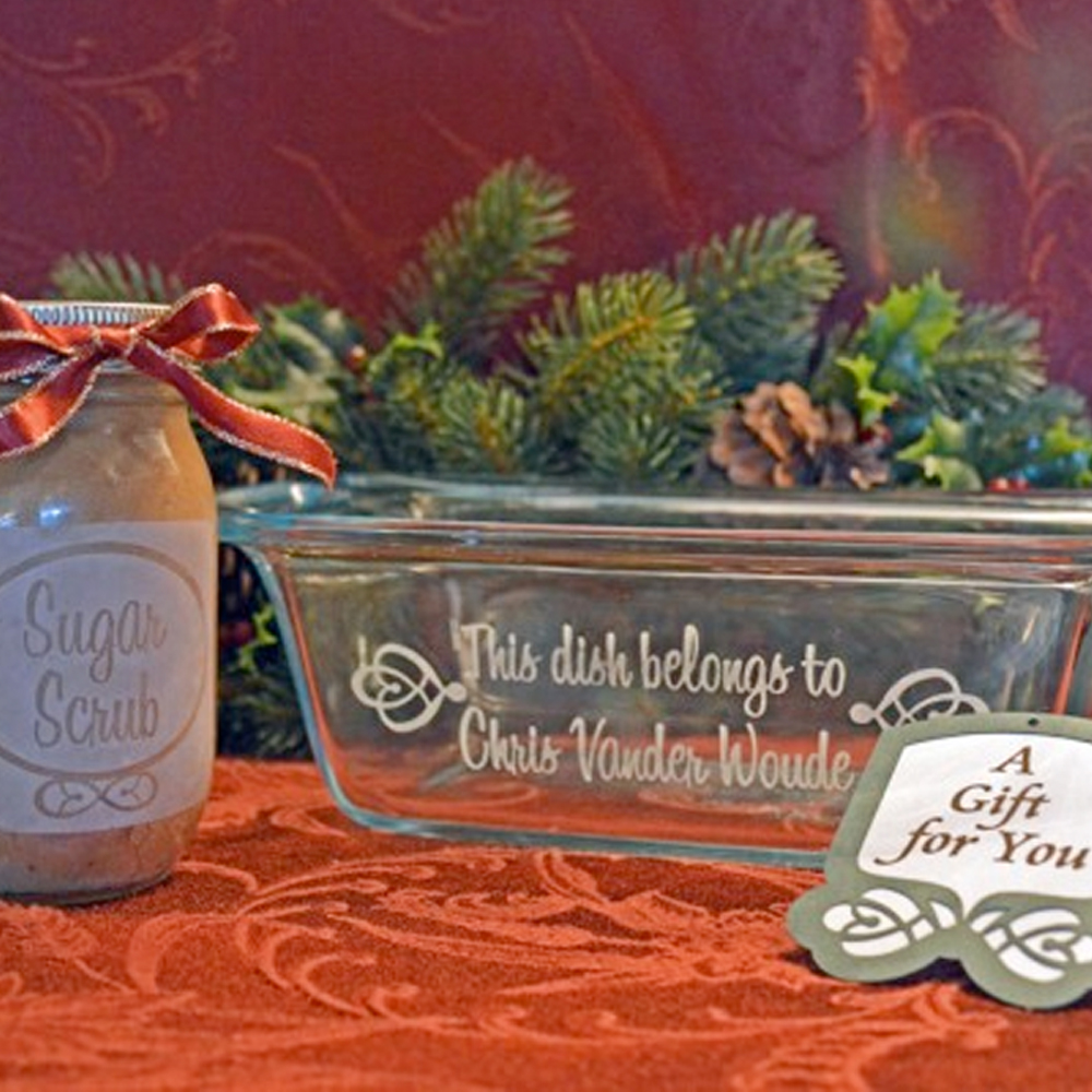 Etched Glass Gifts