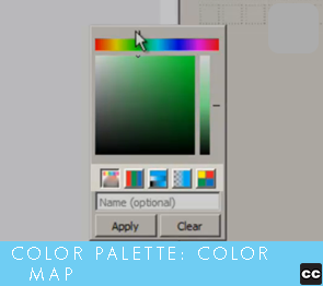 Color Palette: Color Map