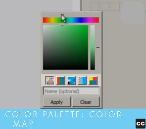 Color Palette: Color Map