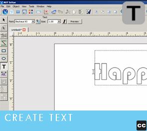 Create Text