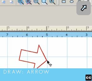Draw: Arrow