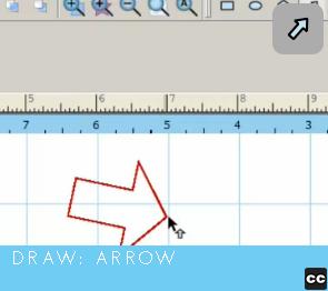 Draw: Arrow