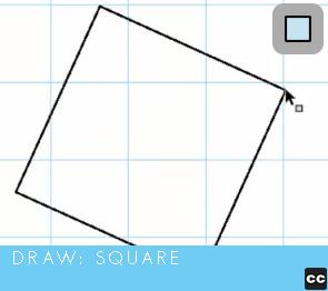 Draw: Square