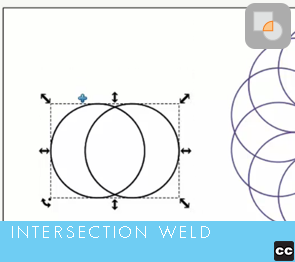 Selection Tool: Intersection Weld