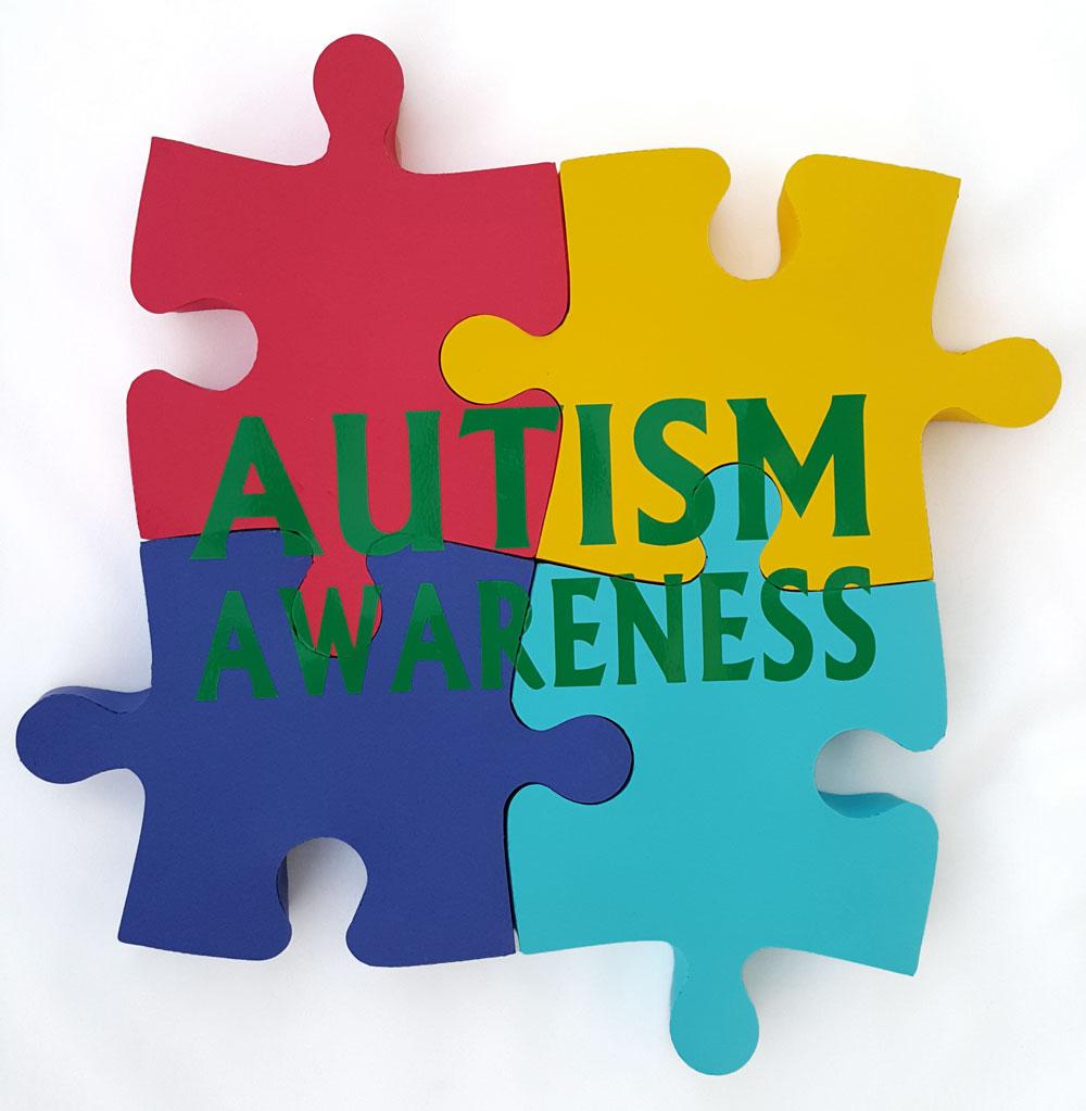 Autism Paper Puzzle