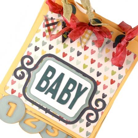 Mini Baby Album