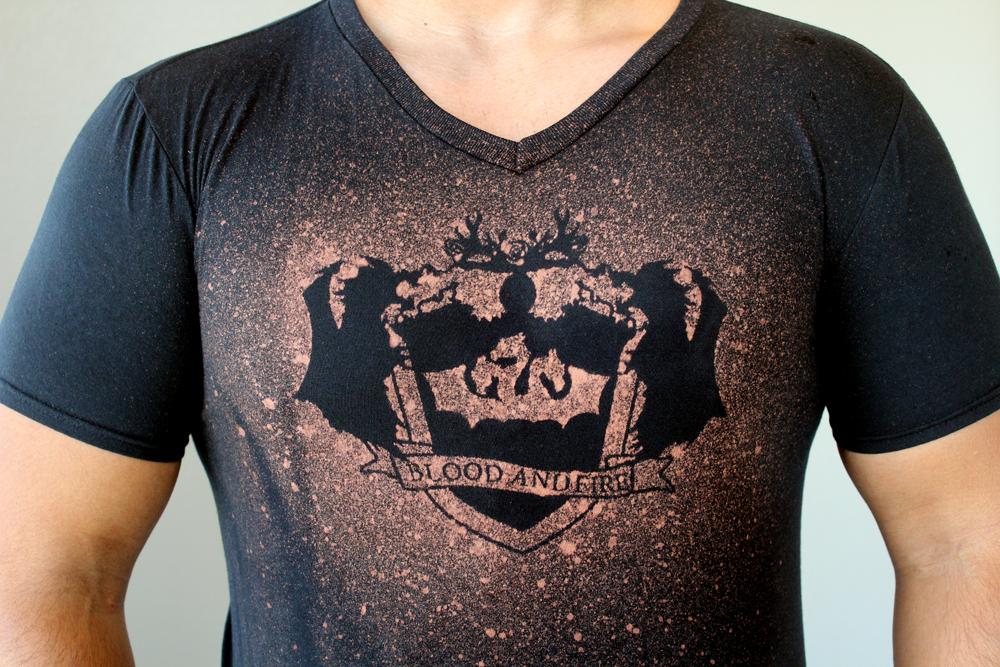 Bleach Spray T-shirt