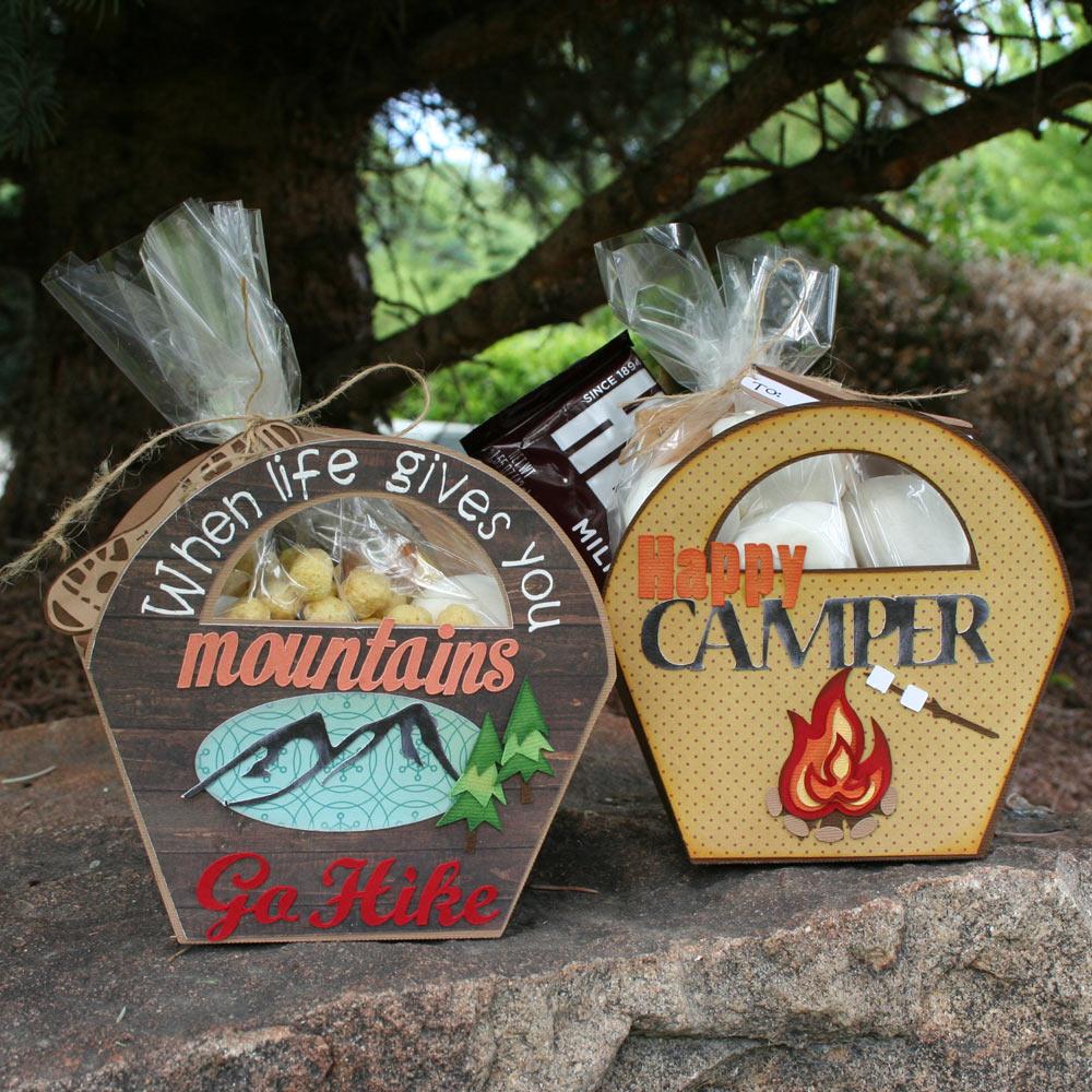 Trail Mix Camp Treat Box