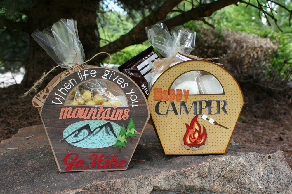 Camp Treat Smores Kit