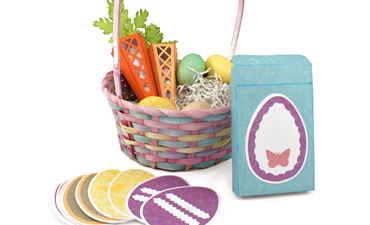 Carrot Box and Memory Game