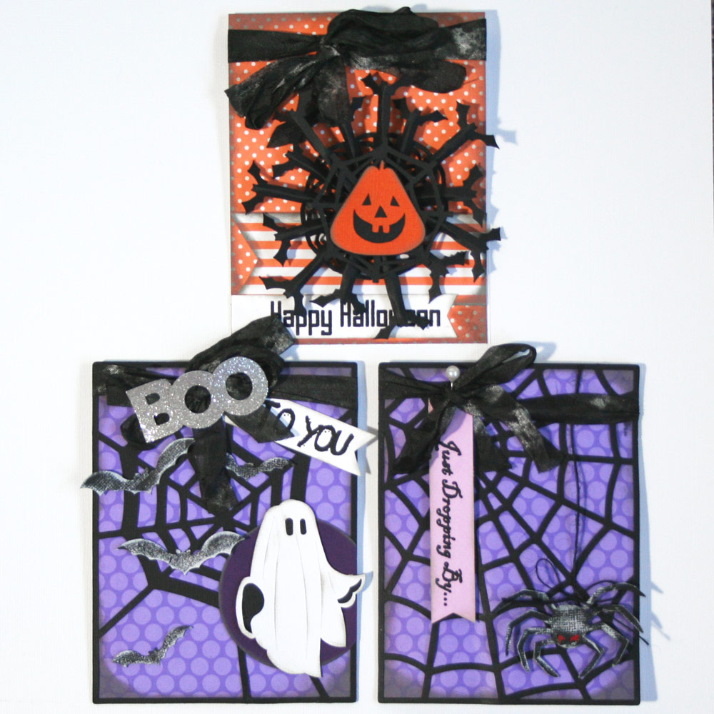 Halloween cutting files collection