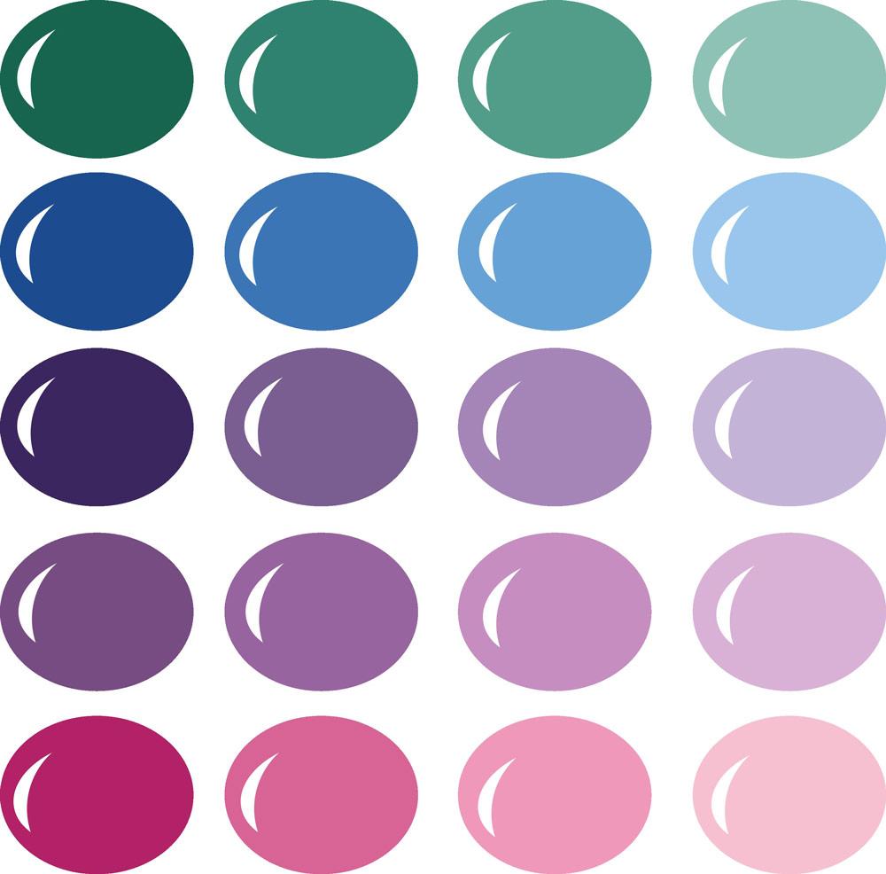 Pazzles Color Palette