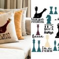 Pazzles DIY Chess Games Collection with 16 cuttable files in SVG, AI, and WPC. Instant SVG download compatible with all major electronic cutters including Pazzles Inspiration, Cricut, and Silhouette Cameo. Design by Amanda Vander Woude.