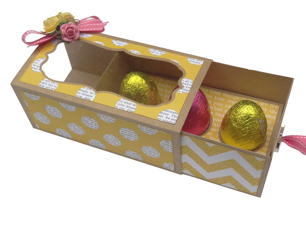 Easter Chocolate Egg Box