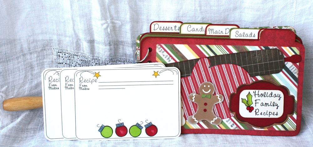 christmas-recipe-album-cards