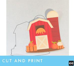 Cut and Print