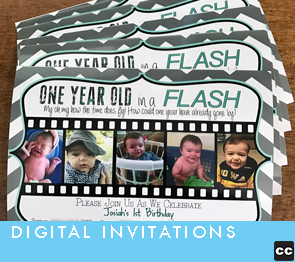 Creating A Digital Invitation