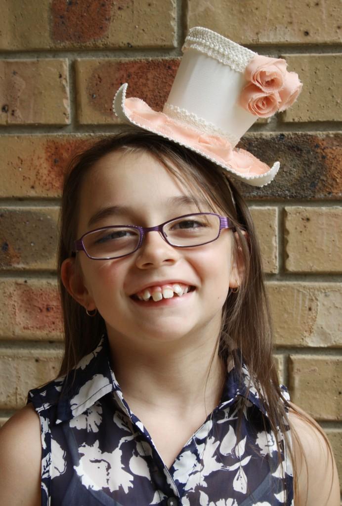 Easter Bonnet Mad Hatter Paper Hat
