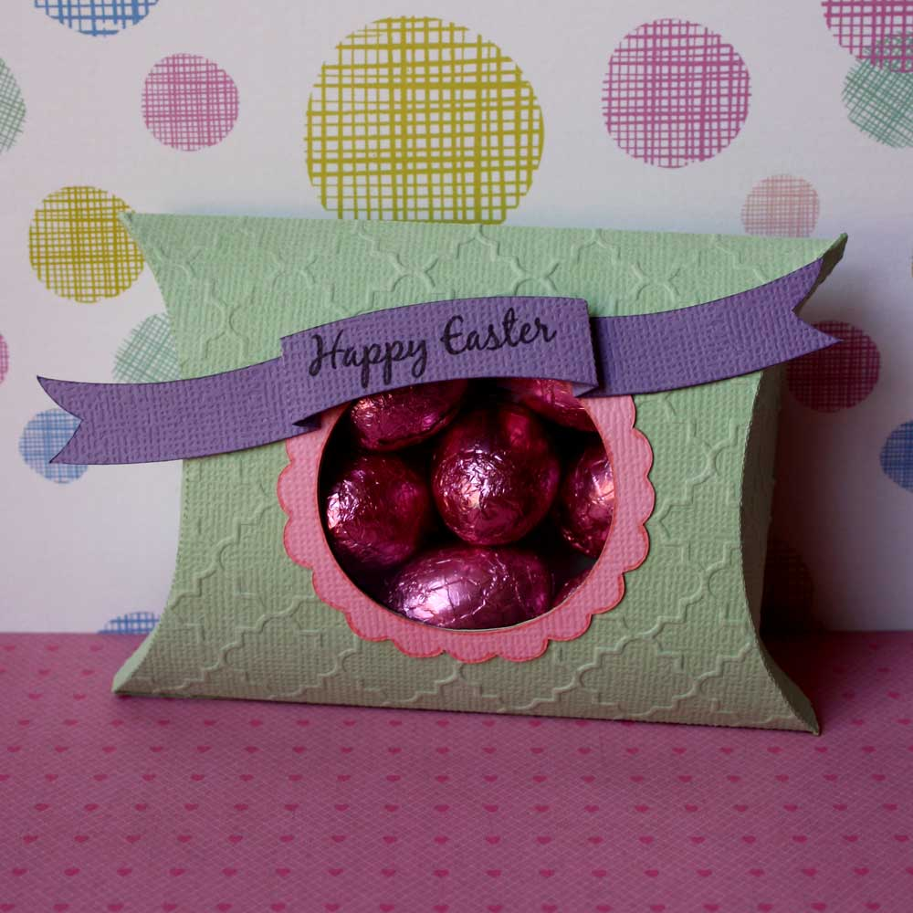 Easter Pillow Boxes