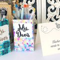 Pazzles DIY Easy and Quick Teacher Gifts by Leslie Peppers