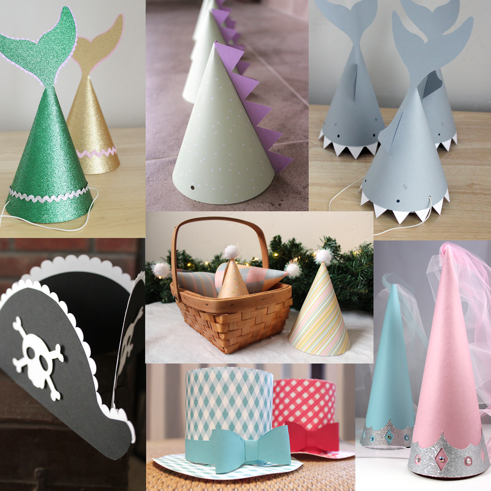 Party Hat Cutting Collection