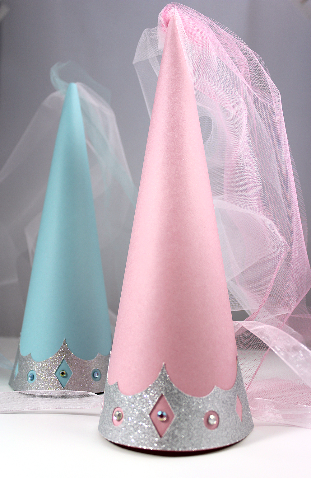 Party Hats Cutting Collection Pazzles Craft Room