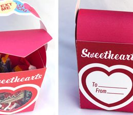 Pazzles DIY Valentine Sweetheart Pocket Purse Box with instant SVG download. Compatible with all major electronic cutters including Pazzles Inspiration, Circut, and SIlhouette Cameo. Design by Alma Cervantes.