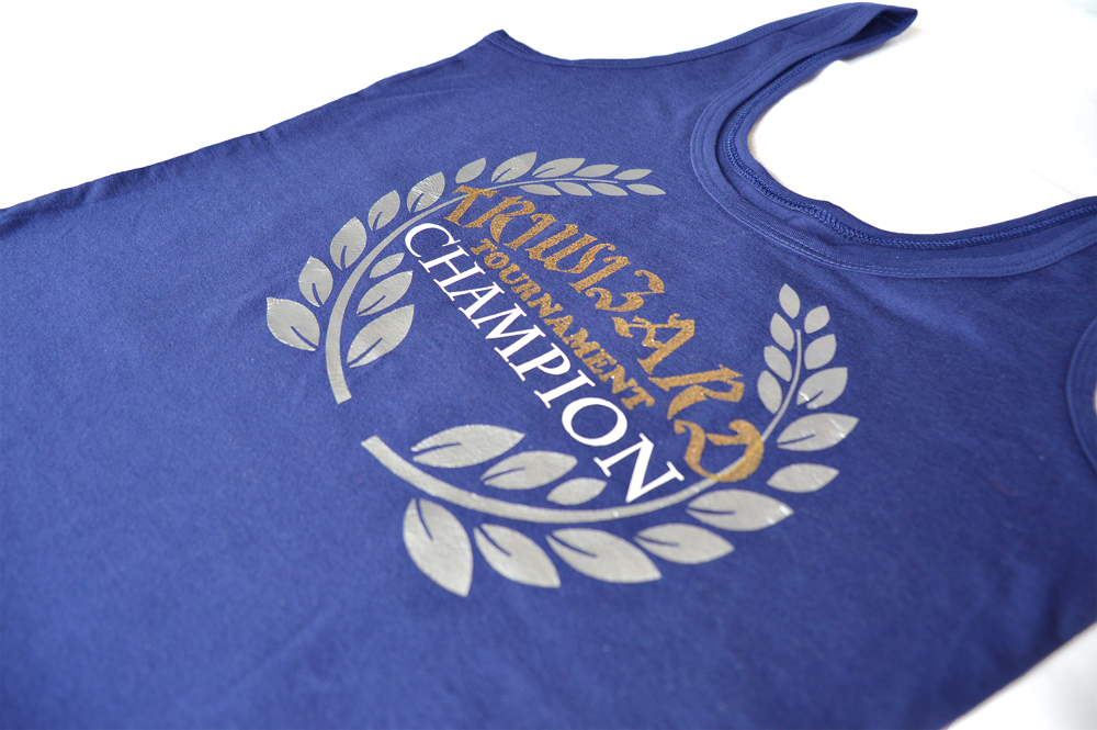 Triwizard Champion Tank Top