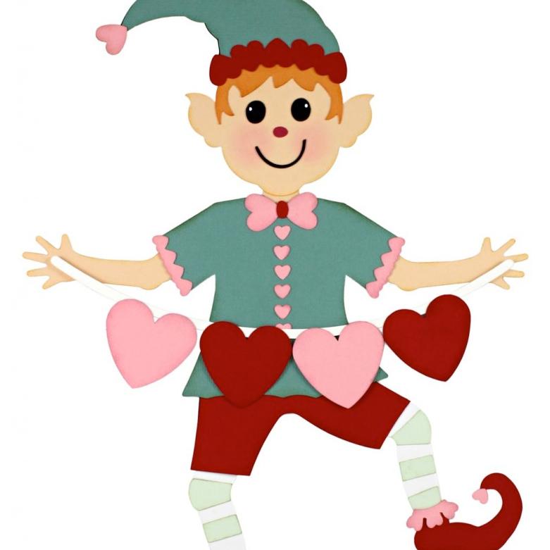 Valentine Elf