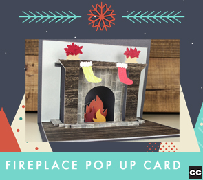 Making the Fireplace Pop Up