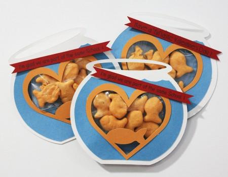 Fish Bowl Valentines