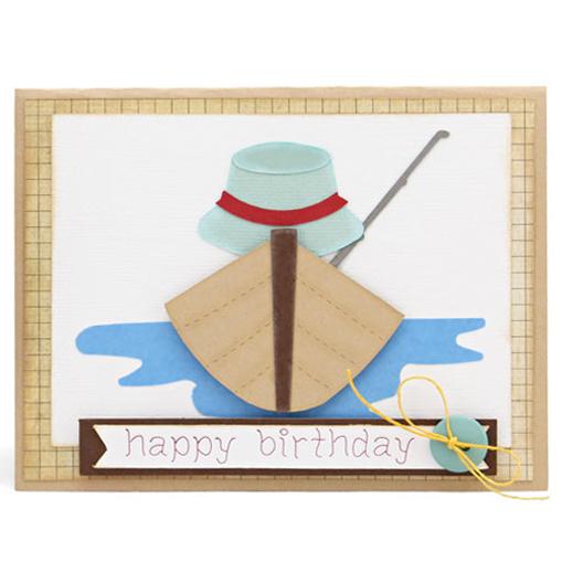 Happy Birthday Fishing