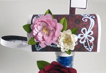 Flower Mailbox