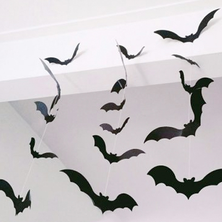 Hanging Bootiful Bats