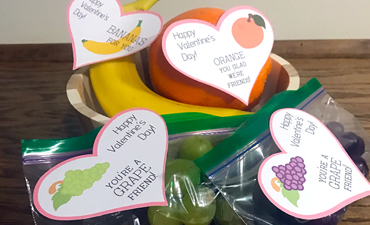 Fruity Valentines