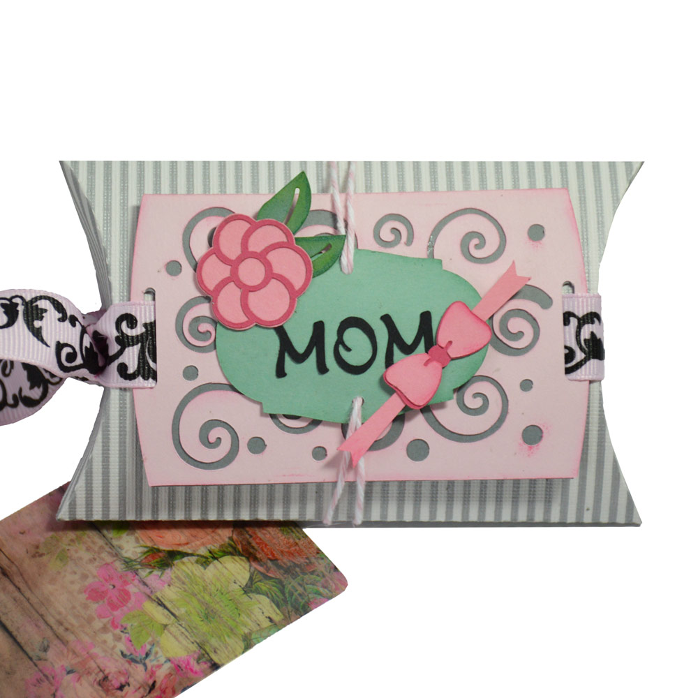 Gift Card Pillow Box