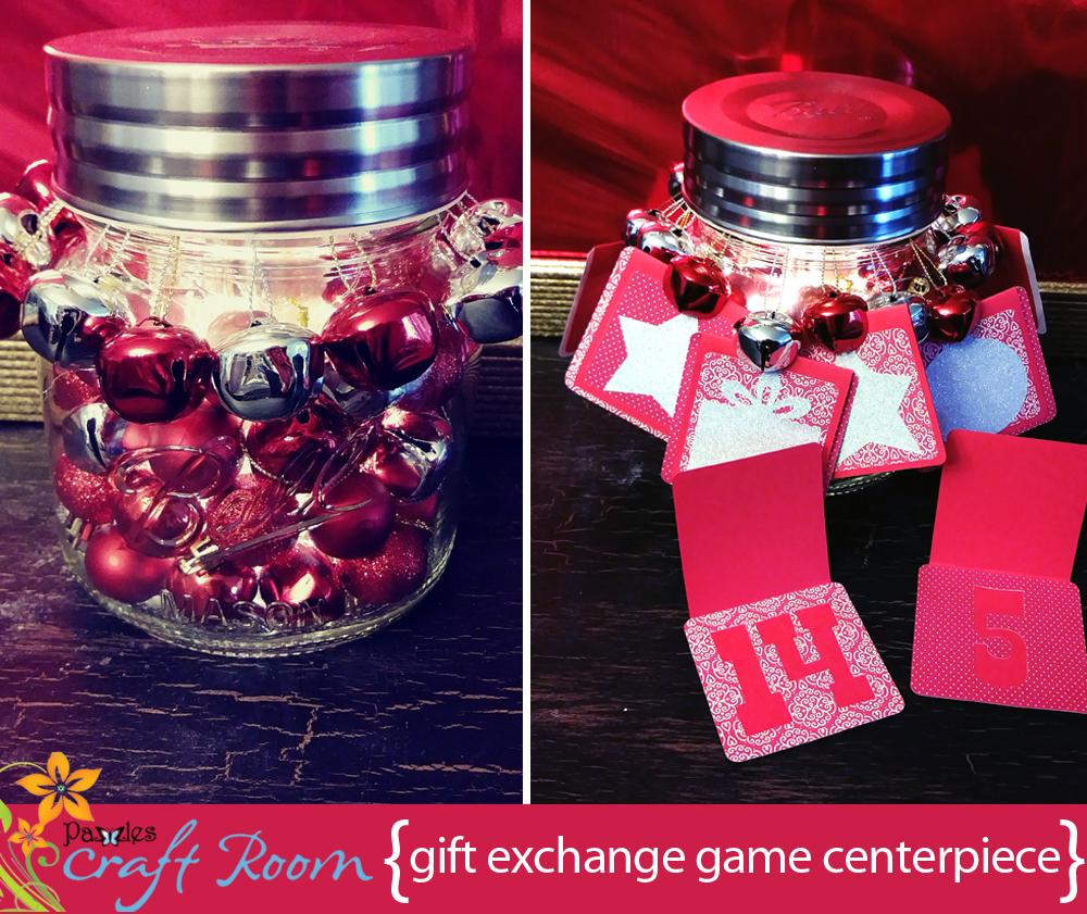 Gift Exchange Centerpiece