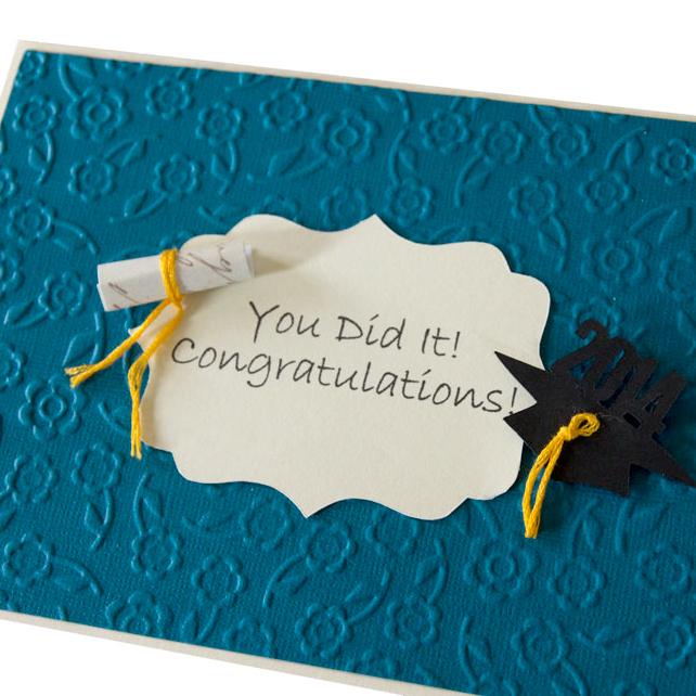 Congratulations Graduate Card