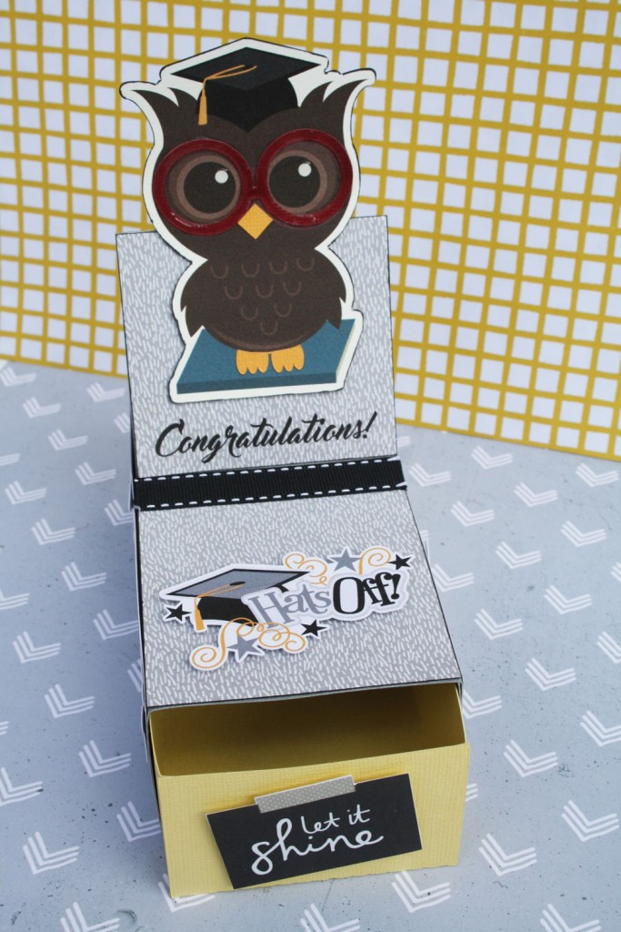 Matchbox Graduation Box
