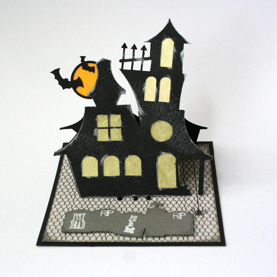 Halloween Easel Cards