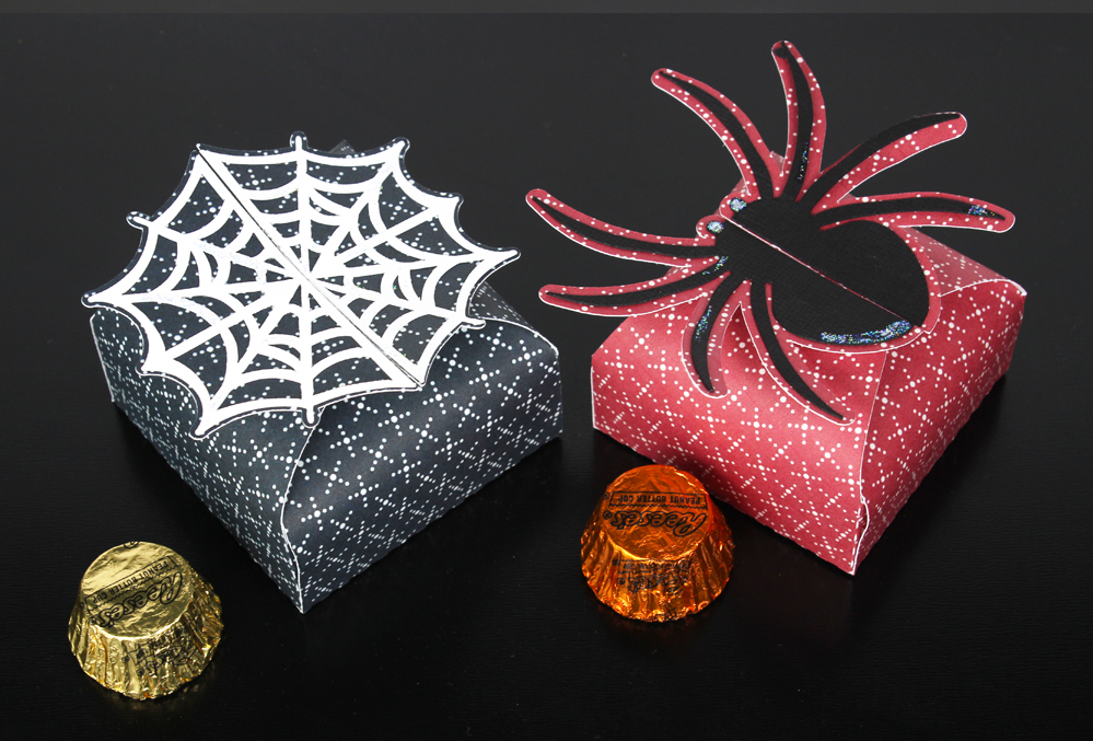 Halloween Easy Treat Boxes